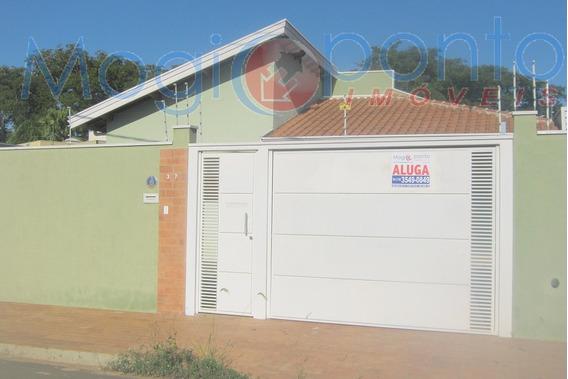Casa Para Aluguel, 3 Dormitórios, Parque Jardim Murayama - Mogi Mirim - 136