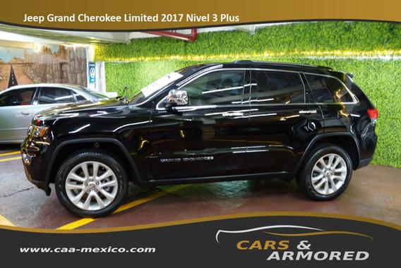 Jeep Grand Cherokee Limited 2017 Blindada
