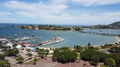 Flat Em Praia Do Canto, Vitória/es De 38m² 1 Quartos Para Locação R$ 3.000,00/mes - Fl237554