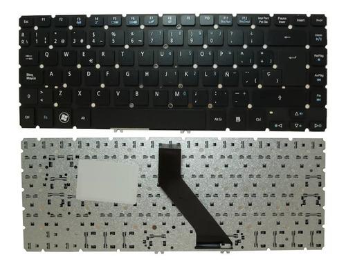 Imagen 1 de 1 de Teclado Acer Aspire V5 471 431 481 471g 472 Español