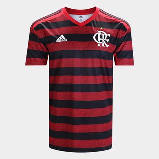 Camisa Flamengo 19/20 Versão Torcedor adidas Pronta Entrega
