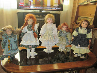Preciosas Muñecas De Porcelana Doll Crafters