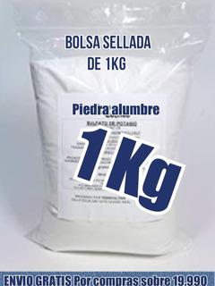 1 Kg De Piedra Alumbre
