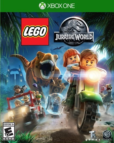 Lego® Jurassic World Xbox One Digital Online