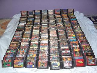 Jogos De Mega Drive, Cartuchos De Mega Drive, Sega, Tec Toy