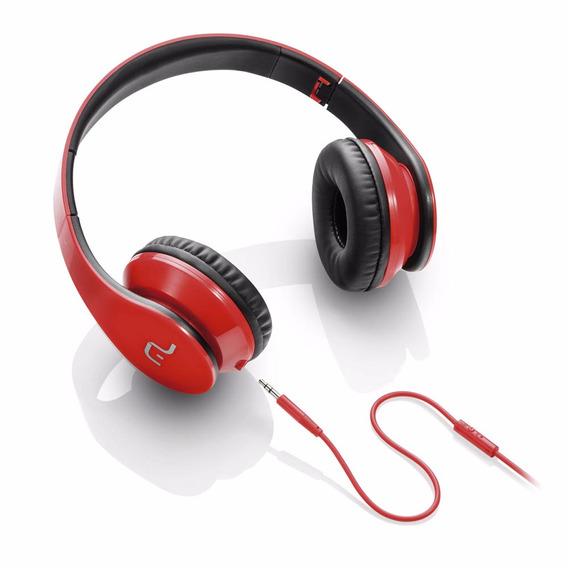 Fone De Ouvido Headphone Com Microfone Multilaser