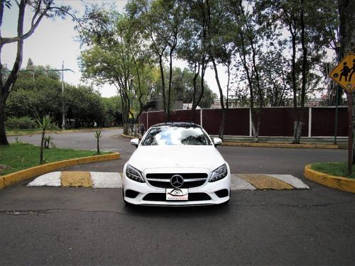 Imagen 1 de 15 de Mercedes Benz C200 Coupe 2020/8mil Km Como Nuevo Único Dueño