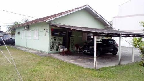 Imagem 1 de 15 de Vendo Casa Próximo Ao Kobrasol Com Viabilidade Para Prédio - 3853