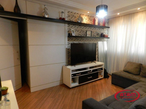 Imagem 1 de 16 de Apartamento Com 2 Dormitórios À Venda, 63 M² Por R$ 299.000,00 - Parque Mandaqui - São Paulo/sp - Ap2183