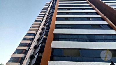 Apartamento Residencial À Venda, Jardim Luna, João Pessoa - Ap6032. - Ap6032