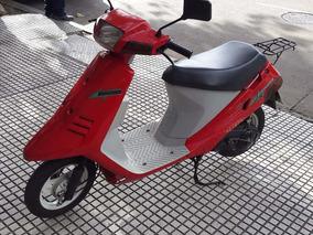 Scooter Suzuki Adress 60wf   1995   Japonesa