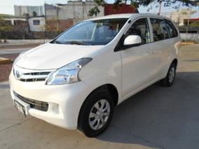 Toyota Avanza 2015 Automatica Seminueva Fac Original Toyota