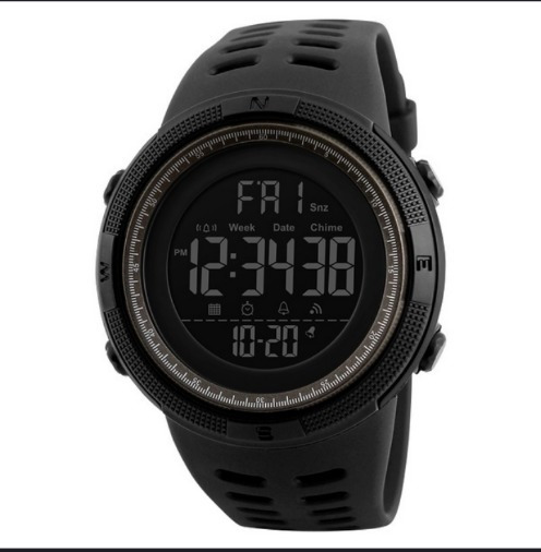 Relógio Skmei Modelo 1251 Sportivo Aprova D