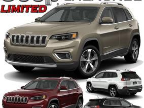 Jeep Cherokee Limited Piel Sunroof 271hp 6cil 9vel Abs Arh