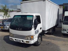 Camion Furgon Jac 2013, Ganga Motivo Viaje