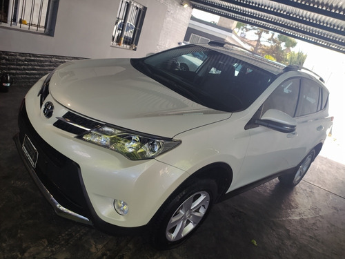 Toyota Rav4 2.5 4x4 Vx 6at Año 2014