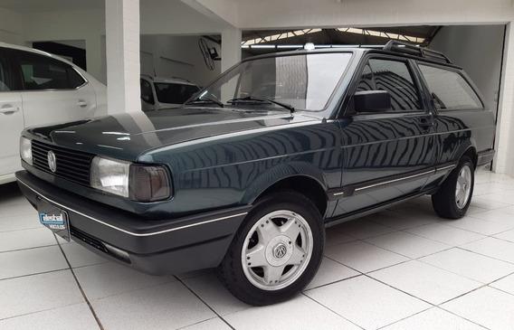 Volkswagen Parati 1.6 Cl 8v Álcool 2p Manual