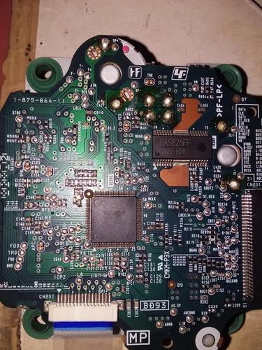 Mecanismo Para Aparelhos Som Sony Genezy Mhc-gtx888