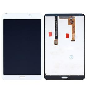 Tela + Touch Para [samsung Tab A7.0] Cor [branca] Promoção %