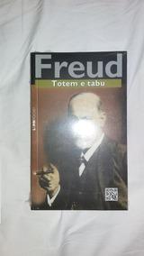 Totem E Tabu - Freud Livro Novo