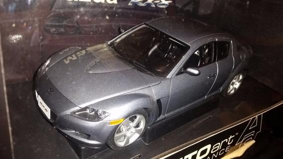 Miniatura Mazda Rx-8 Auto Art 1/18