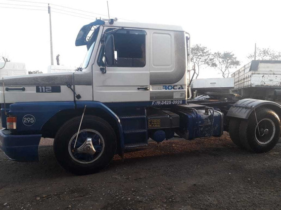 Scania 112hs 330 4x2 Ano 1987