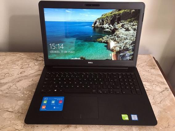 Dell Inspiron 15 Core I7, 1tb + 8gbssd, 16gb Ram