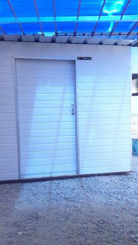Galpón Prefabricado Casita Jardin Pvc Full Exclusivo Fullbox