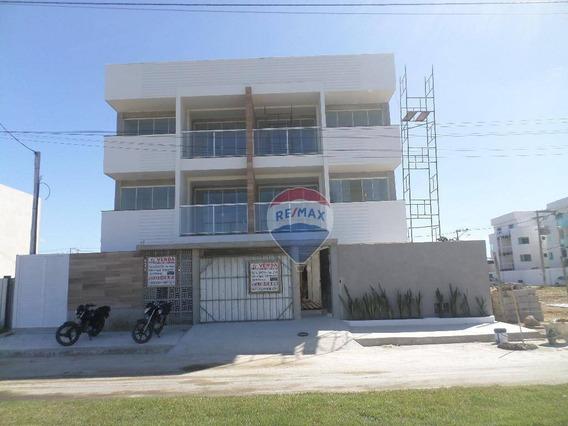 Apartamento Com 2 Quartos (1 Suíte) À Venda, 61 M² A Partir De R$ 240.000 - Centro- São Pedro Da Aldeia/rj - Ap0448