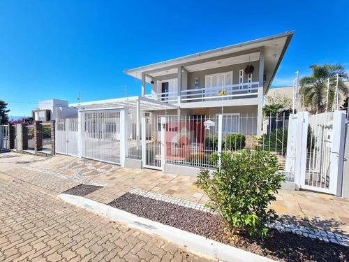 Imagem 1 de 22 de Casa Com 3 Dormitórios À Venda, 165 M² Por R$ 740.000,00 - Universitário - Lajeado/rs - Ca0308