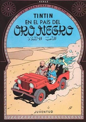 Tintin (td) En El Pais Del Oro Negro
