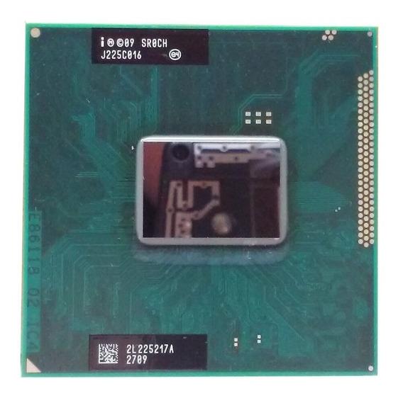 Processador P/ Notebook Intel Core I5 2450m 2ª Geração Sr0ch