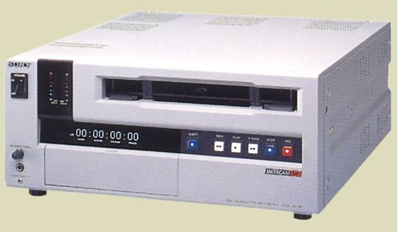 Sony Betacam Uvw-1800