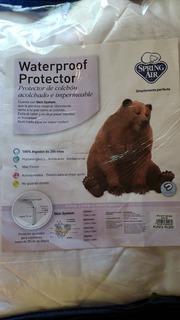 Protector Colchón King Size