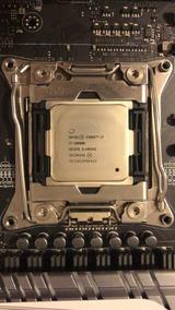 Processador Intel Core I7-6800k Com 6 Núcleos E 12 Threads