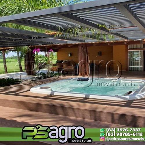 Imagem 1 de 15 de Fazenda À Venda, 150000000 M² Por R$ 300.000.000 - Centro - Mato Grosso Do Sul - Fa0249