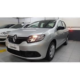 Renault New Logan 1.6 Life-ant $ 450 Saldo 0% En Cuotas