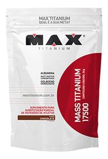 Mass 17500 Hipercalórico 3kg Max Titanium