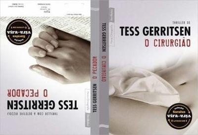 O Cirurgião O Pecador - Coleção Vira-vira Tess Gerritsen | Mercado Livre