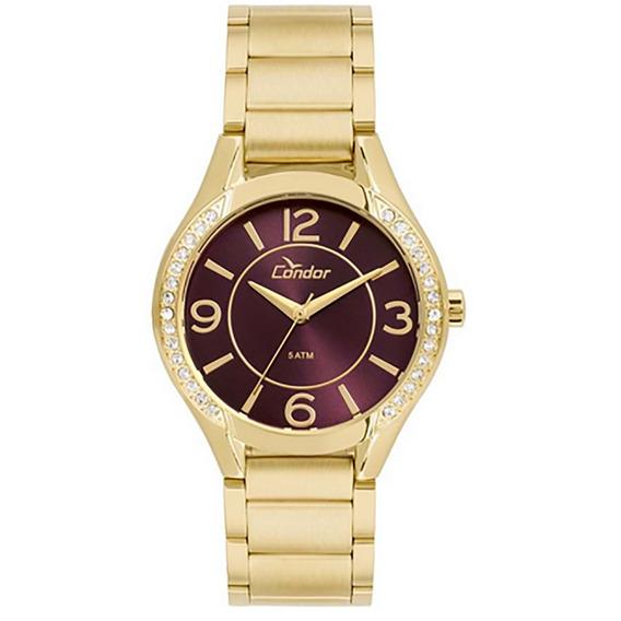 Relógio Condor Feminino Co2035krg/4g