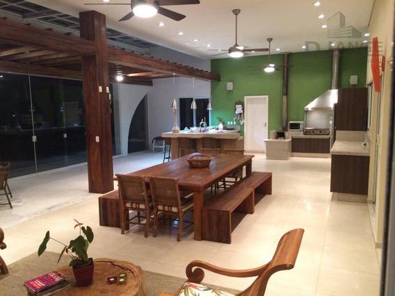 Chácara Residencial À Venda, Vale Das Laranjeiras, Indaiatuba. - Ch0272
