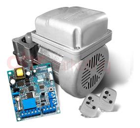 Motor Portão Eletrônico Basculante 1/4hp Gatter Peccinin