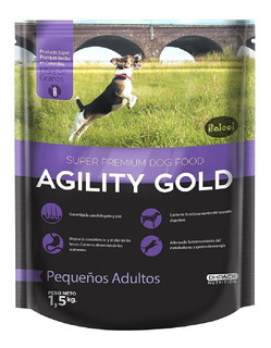 Alimento Para Perro -agility Gold Pequeños Adultos