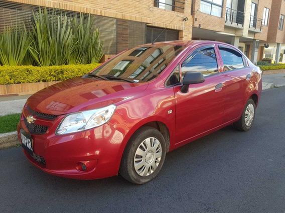 Chevrolet Sail Lx 1.4 2017