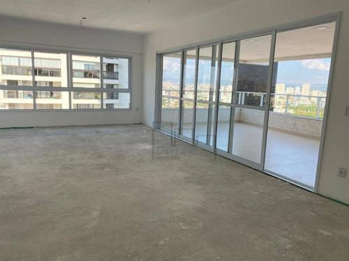 Apartamento À Venda, 220 M² Por R$ 1.400.000,00 - Mangal - Sorocaba/sp - Ap1494