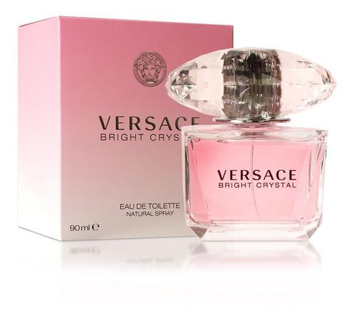 Imagen 1 de 1 de Bright Crystal 90 Ml Edt Spray De Versace