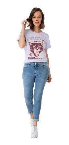 Camiseta Colcci Estampada 034.01.03954