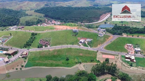 Imagem 1 de 20 de Terreno À Venda, 1373 M² Por R$ 212.856,00 - Quinta Dos Lagos - Paraibuna/sp - Te0087