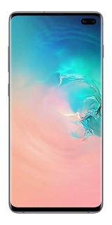 Samsung Galaxy S10+ Dual SIM 128 GB Prata-prisma 8 GB RAM