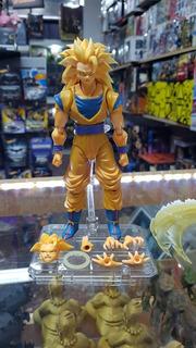 Sh Figuarts Goku Ssj 3 Primera Edicion Bandai Original